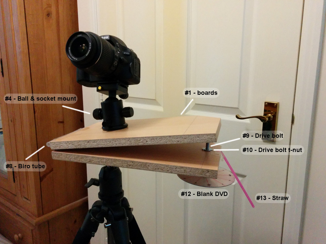 How To Build A Barn Door Tracker Blarg
